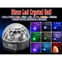 Disco Led Crystal Ball 3watts Bola Led