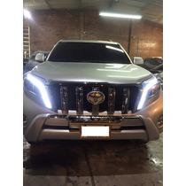 Toyota Prado 2014-16 Farola Led Tx Txl Vx Tipo Mercedes