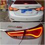 Hyundai New I35 Elantra Stops Led