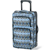 Maleta De Mano Viajes Dakine Girls Carry-on Roller Bag Flou
