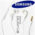 Audifonos Manos Libres Samsung Control Volumen S2 S3 S4 Y +