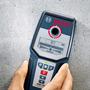 Bosch Gms 120 Detector Materiales Cable Pvc Metal Tuberias