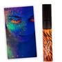 ¡ Máscara Uv Glow Pestañas Rimel Neón Luz Negra Naranja !!