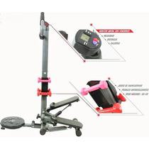 Escalador Combo, Twister, Pesas Y Monitor Contador Promocion