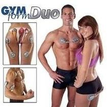 Gym Form Duo Gimnasia Pasiva Adelgace Levanta Cola Novedad