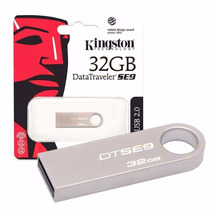 ¡ Memoria Usb Kingston Data Traveler 32gb Generación New !!