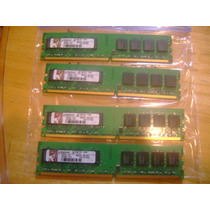 Memoria 1gb Ddr2 Pc2-5300 667 Mhz Computador Escritorio Pc