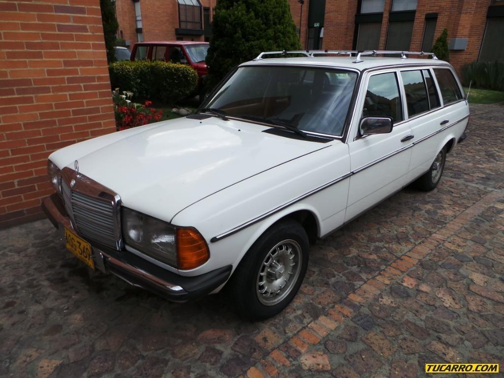 Mercedes benz otros modelos a o 1984 252848 km for Mercedes benz modelos