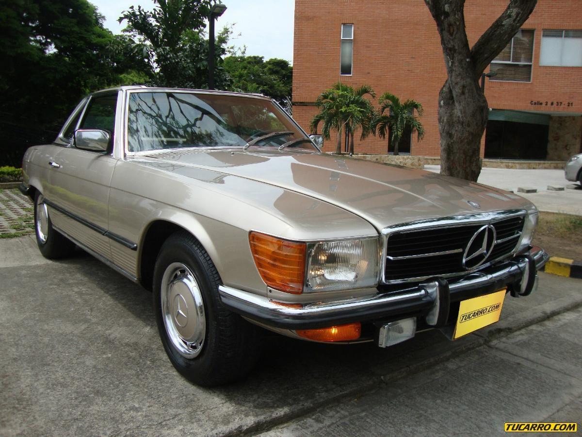 Mercedes benz otros modelos mercedes benz 450sl tucarro for Mercedes benz columbia mo