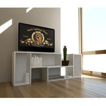Mueble Para Tv, Dos Modulos, Envio Gratis, Varios Diseños