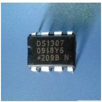 Ds1307 Dip8 Rtc Serial 512 K I2c Reloj En Tiempo Real