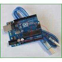 Arduino Uno R3 + Cable Usb