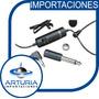 Microfono Solapa Lavalier Audio Technica Atr3350