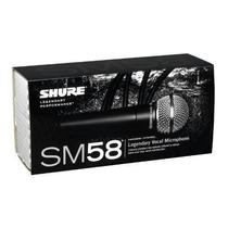 Shure Sm 58 Lc Microfono Originale Super Oferta No Es Copia