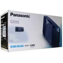 Espectacular Microcomponente Panasonic Sc-hc19