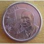 Moneda Brasil De 50 Centavos De 2013 Brillante