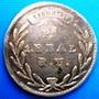 Colombia Moneda 1 Real 1828 Plata Muy Buen Estado $ 230.000