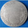 Colombia Moneda 8 Reales 1839 R.s Plata $ 99.000