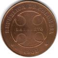 50 Centavos 1901 Lazareto