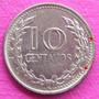 Moneda Colombia 10 Centavos Error Rim Cud 1971