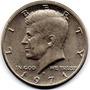 Moneda Half Dollar Kenedy 1971 D - Estados Unidos Oferta
