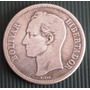 Moneda 2 Bolívares Fuertes Venezuela 1945 Plata 835 Oferta