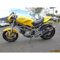 Ducati Monster 050 Cc - 125 Cc