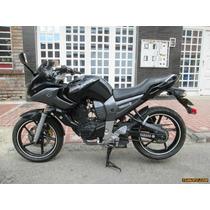 Yamaha 126 Cc - 250 Cc 2012
