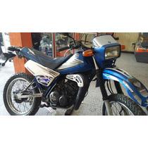 Yamaha Dt Azul 125 -modelo 2000 Freno Disco