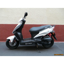 Kymco Scooters Y Ciclomotores 051 Cc - 125 Cc