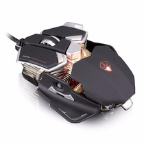 Mouse Gamer 10 Botones 4000 Dpi Profesional G10 Programable