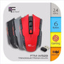 Mouse Optico Inalambrico Gamers 2.4ghz Usb Alcance 10 Metros