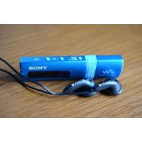 Walkman Sony Reproductor Mp3 Wma, 4gb Nwz-b183 Audifonos