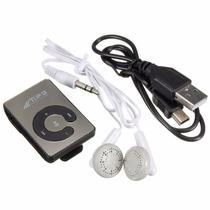 Reproductor De Musica Media Player Mp3 Usb Support 1-32gb Mi
