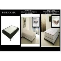Base Cama O Sommier + Obsequio + Envio Gratis Bogota