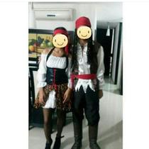 Disfraz De Pirata De Pareja