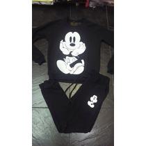 Sudaderas Dama Mickey Bugs Bunny Minnie