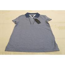 Camiseta Tipo Polo Para Mujer Marca Tommy Hilfiger Talla Xs