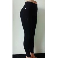 Leggins Legis Fajon Control Abdomen Cola Pantalon Liso