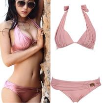 Vestidos De Baño!!! Moderno Para Tus Vacaciones!!! Bikini