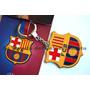 Llaveros Equipos De Fútbol Barcelona Manchester Real Madrid