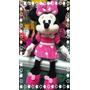 Minnie Mouse En Peluche, Club House, Disney