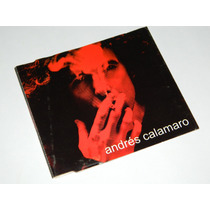 Cd Single Andres Calamaro La Parte De Adelante 1 Track