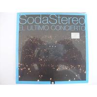 Soda Stereo - El Ultimo Concierto (parte B)