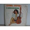 Lp Vinilo Leonel Ospina El Cantor Decembrino 1979