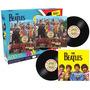 Rompecabezas The Beatles 2 En 1 Se Arma Por Ambas Caras 600p