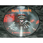 Lp Vinilo Iron Maiden A Real Dead One Picture Disc Promo Uk