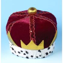 Corona De Disfraces - Childs Niños Rey Reina Príncipe