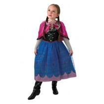 Disney Disfraz Congelado - Chicas Niños Large 7-8 Princesa