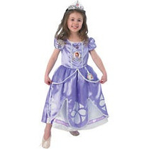 Disney Princess Costume - Niñas Niños Medio 5-6 Años